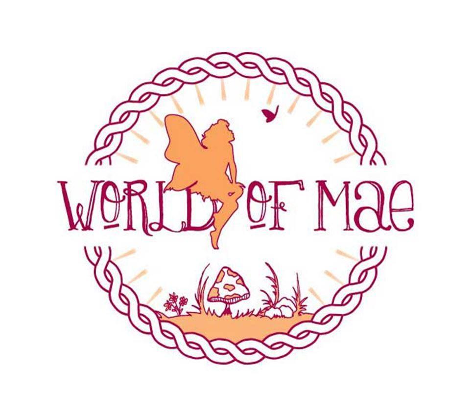 world of mae original logo
